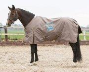 Derka padokowa THOR shitake podszyta polarem - Harrys Horse