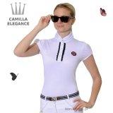 Koszula konkursowa CAMILLA ELEGANCE white - SPOOKS