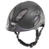 Kask UVEX FP3 active floral - anthracite mat