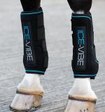 HORSEWARE ochraniacze Ice-Vibe black/agua