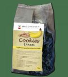 Ciasteczka dla koni COOKIES 1kg - Waldhausen - banan
