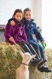 Bluza polarowa dziecięca IRINA - Covalliero