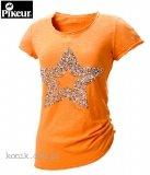 Koszulka Pikeur FELIPA - orange
