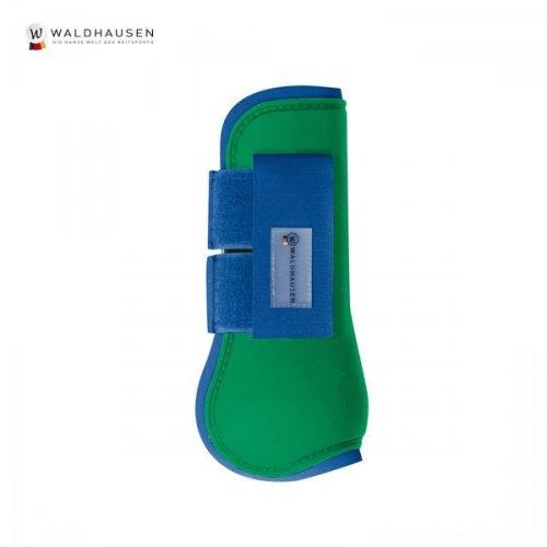 Ochraniacze Esperia PRZODY zielony-niebieski - Waldhausen