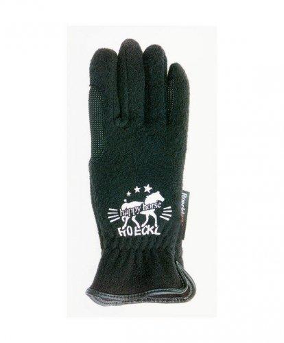 Rękawiczki Roeckl dziecięce polarowe antyposlizgowe 3305-520