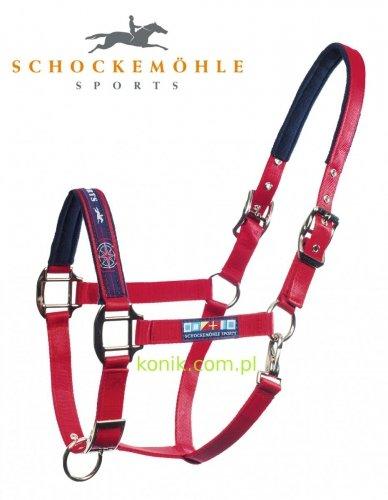 Kantar MEMPHIS Schockemohle z kolekcji wiosna-lato 2015 - port red