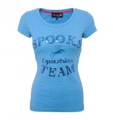 Koszulka MATHILDA - Spooks - ocean - damska