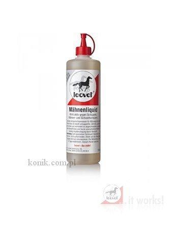 Mahnenliquid - preparat zwalczajacy łupież i swędzenie - Leovet