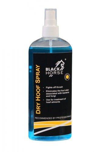 Dry Hoof Spray do pielęgnacji strzałek - BLACK HORSE