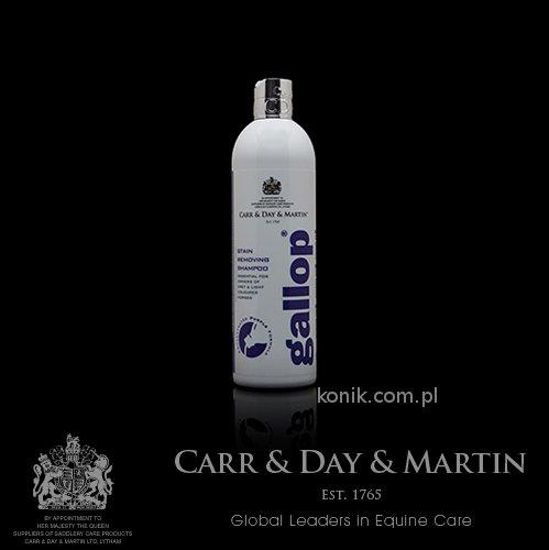 Carr & Day & Martin- STAIN REMOVING Szampon usuwający plamy 500ml