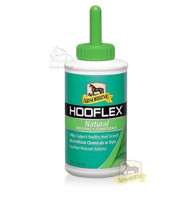 Absorbine® Hooflex® All Natural Dressing and Conditioner – olej do kopyt