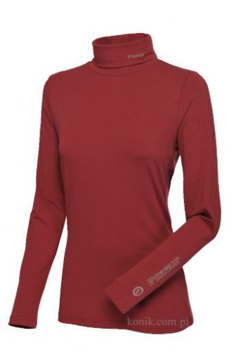 Golf damski Pikeur SINA - rust red