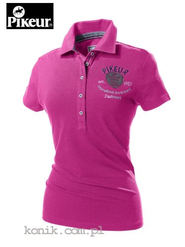 Koszulka polo Pikeur JASMIN - pink