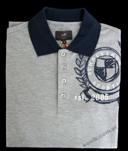Koszulka polo męska PAUL - Schockemohle