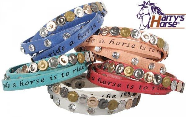 Bransoletka WISDOM - HARRY'S HORSE