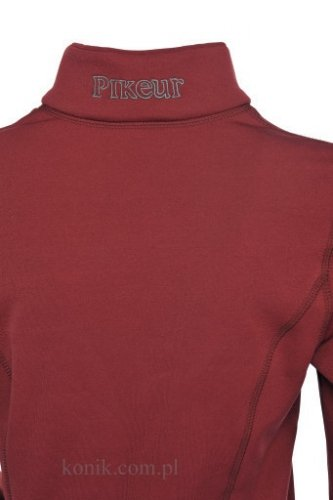 Bluzka funkcyjna Pikeur URANA - rust red