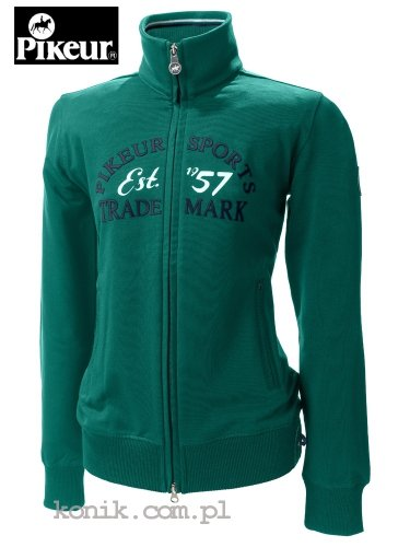 Bluza Pikeur GRETA - smaragd green