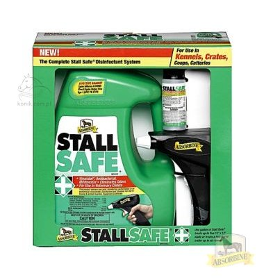 Absorbine® Stall Safe® Brand Disinfectant System