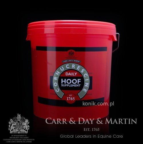Suplement do kopyt Cornucrescine Daily Hoof 6kg - Carr&Day&Martin