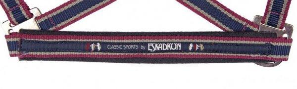 Kantar Eskadron z kolekcji NAVY-BURGUNDY - navy-bronze-burgundy