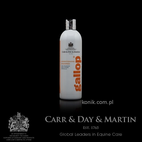 Carr & Day & Martin- Szampon wzmacniający 500ml