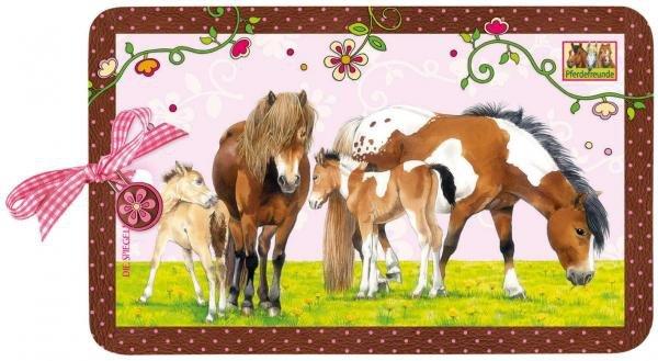 Tacka śniadaniowa HORSEFRIENDS - BUSSE