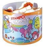 Stemple STAMPOMINOS PONEYS - ALADINE