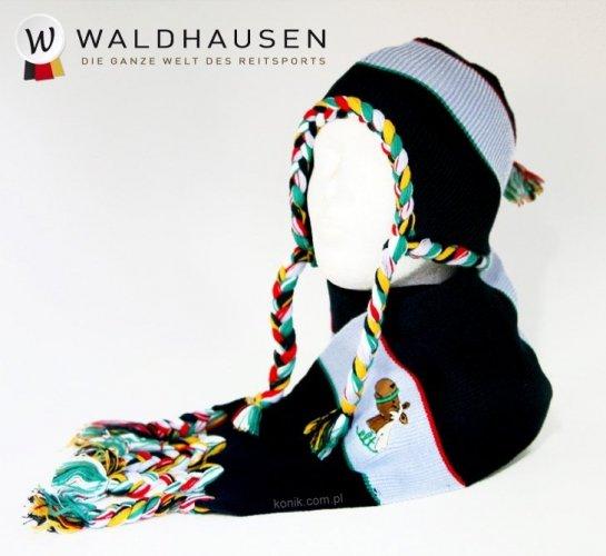 Dziecięcy zestaw zimowy - czapka+szalik ELT FUNNY