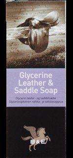 Mydło glicerynowe w kostce do skór - B&E