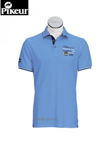 Koszulka Pikeur ROMAN - medium blue