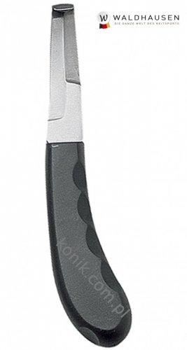 Nóż do kopyt obustronny szeroki - WALDHAUSEN