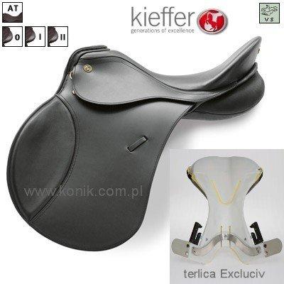 Siodło Kieffer model AACHEN - wszechstronne - terlica exclusive