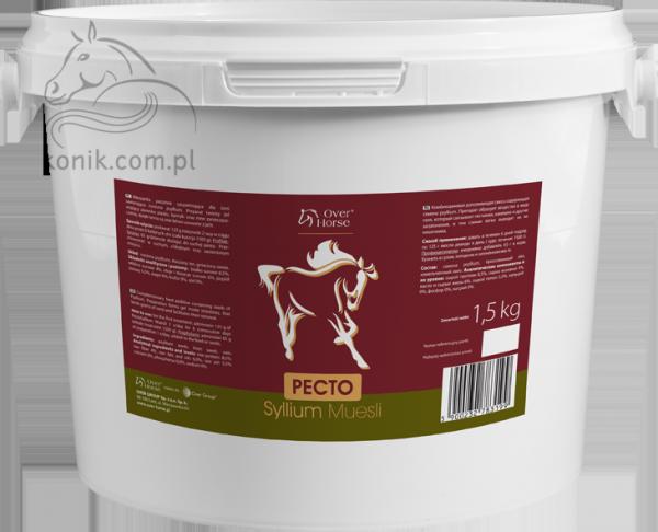 PECTOSyllium MUSLI - zapobieganie kolce - OVER-HORSE
