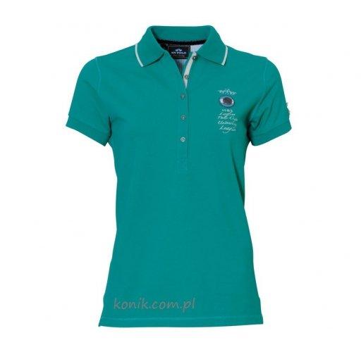 Koszulka polo damska DAAN - HV POLO
