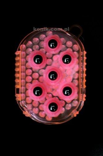 Zgrzebło magnetyczne do masażu - BUSSE