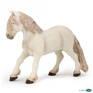 Figurka złoty kucyk z bajki - PAPO