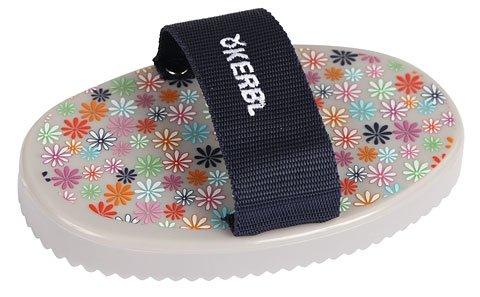 Zgrzebło plastikowe FlowerPower - KERBL