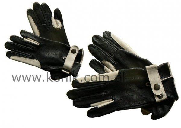 Rękawiczki damskie skórzane  KENIG