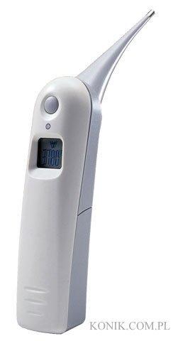 Elektroniczny termometr z baterią dla dużych zwierząt - KERBL