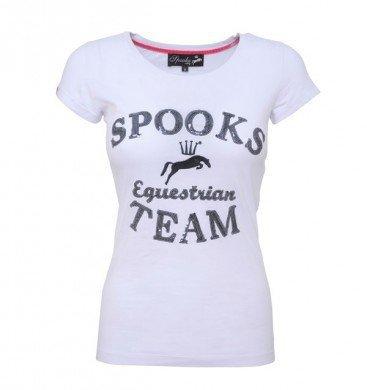 Koszulka MATHILDA - Spooks - biała - damska