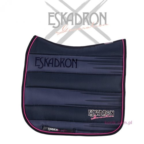 Potnik POLOPAD Striped Eskadron NEXT GENERATION wiosna-lato 2014 - navy