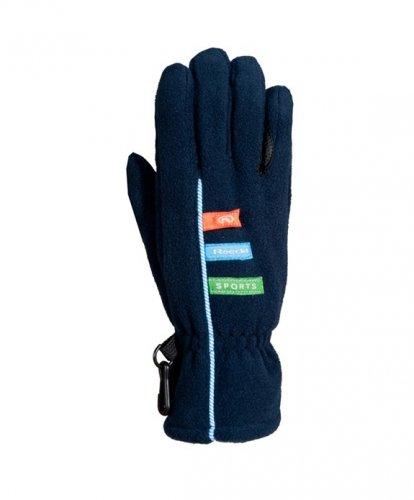 Rękawiczki dziecięce zimowe  Roeckl KOYO 3305-539 - polarowe
