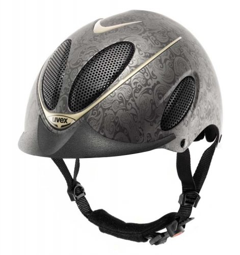 Kask UVEX perfexxion / FP3 paisley - TAUPE
