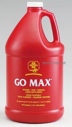 Go Max™ żelazo i witaminy 946ml - FARNAM