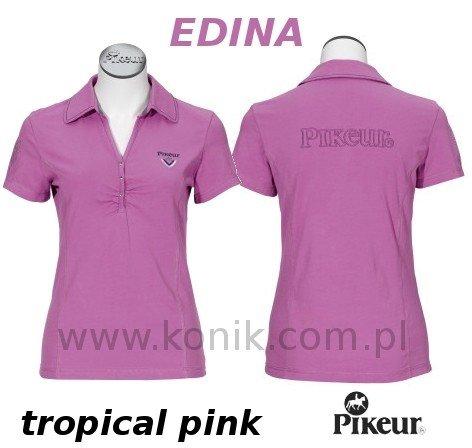 Koszulka polo EDINA z linii PREMIUM - Pikeur