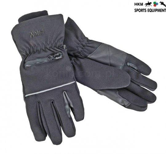 Rękawiczki TECHNOVISION zimowe młodzieżowe - HKM