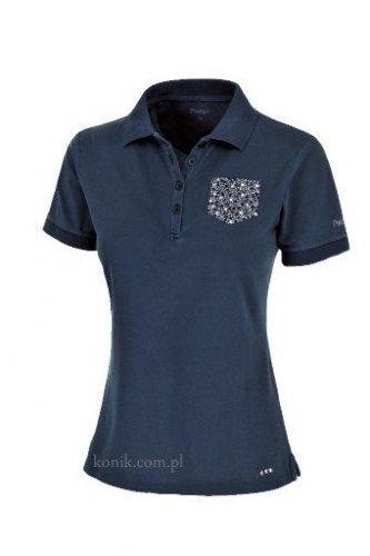 Koszulka BIBIANA - Pikeur - navy - damska