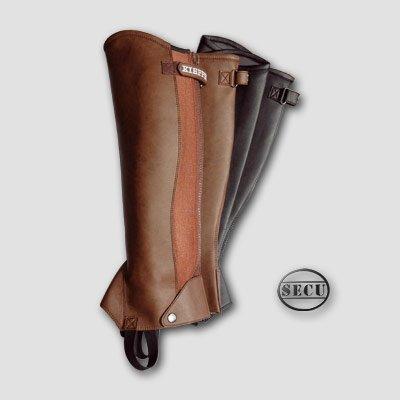 czapsy ze skóry SECU model Andorra - Kieffer