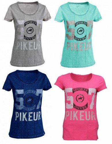 Koszulka damska Belen - PIKEUR