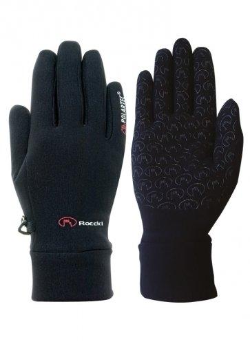 Rękawiczki zimowe Roeckl WARWICK JUNIOR 3305-624 - POLARTEC